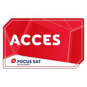 Focus Sat Acces
