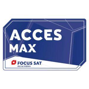 Focus Sat Acces Max