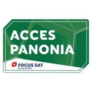 Focus Sat Acces Panonia
